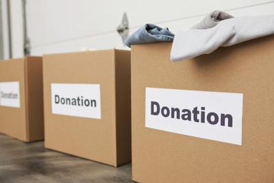 Donation STOCK