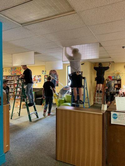 Public library, technical institute partnership benefits both parties and community