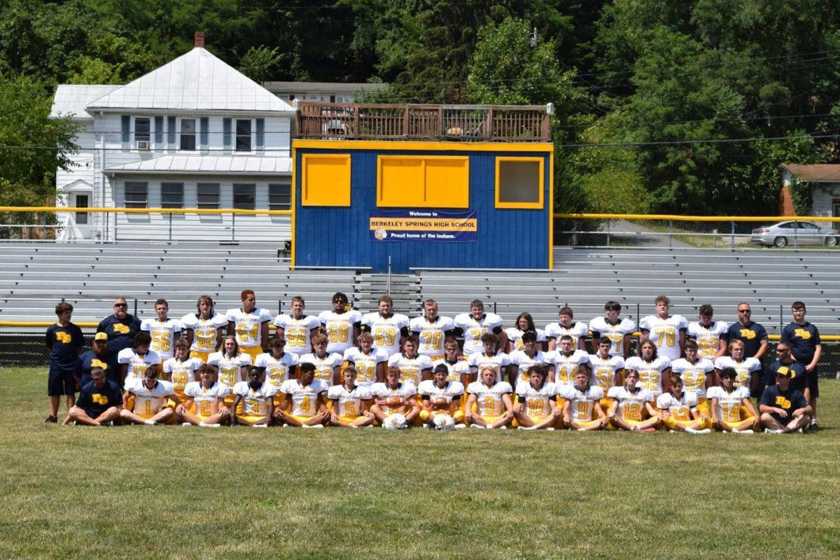 Berkeley Springs 2021 Team Photo