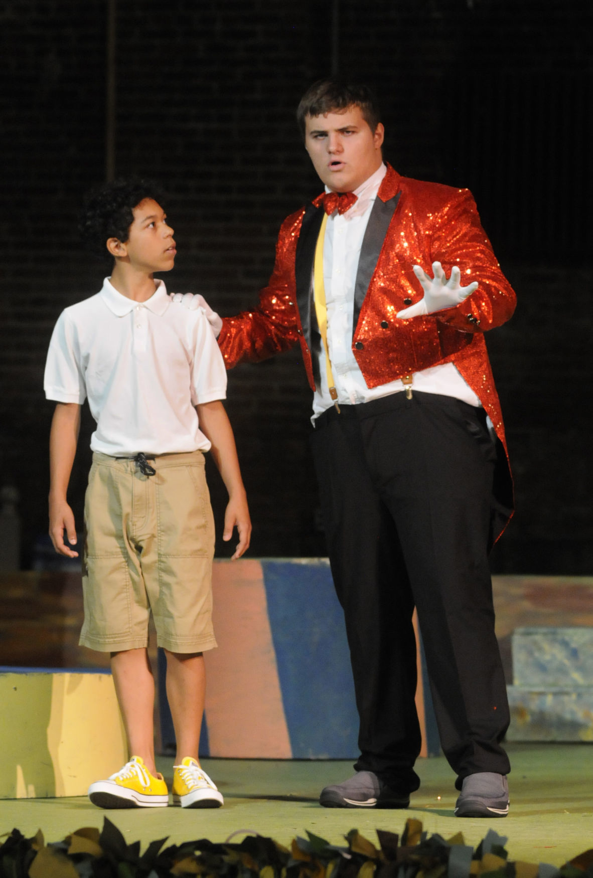 Big Fish to hit Apollo stage this weekend