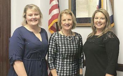 Hospice volunteer managers tell their stories on the Hill