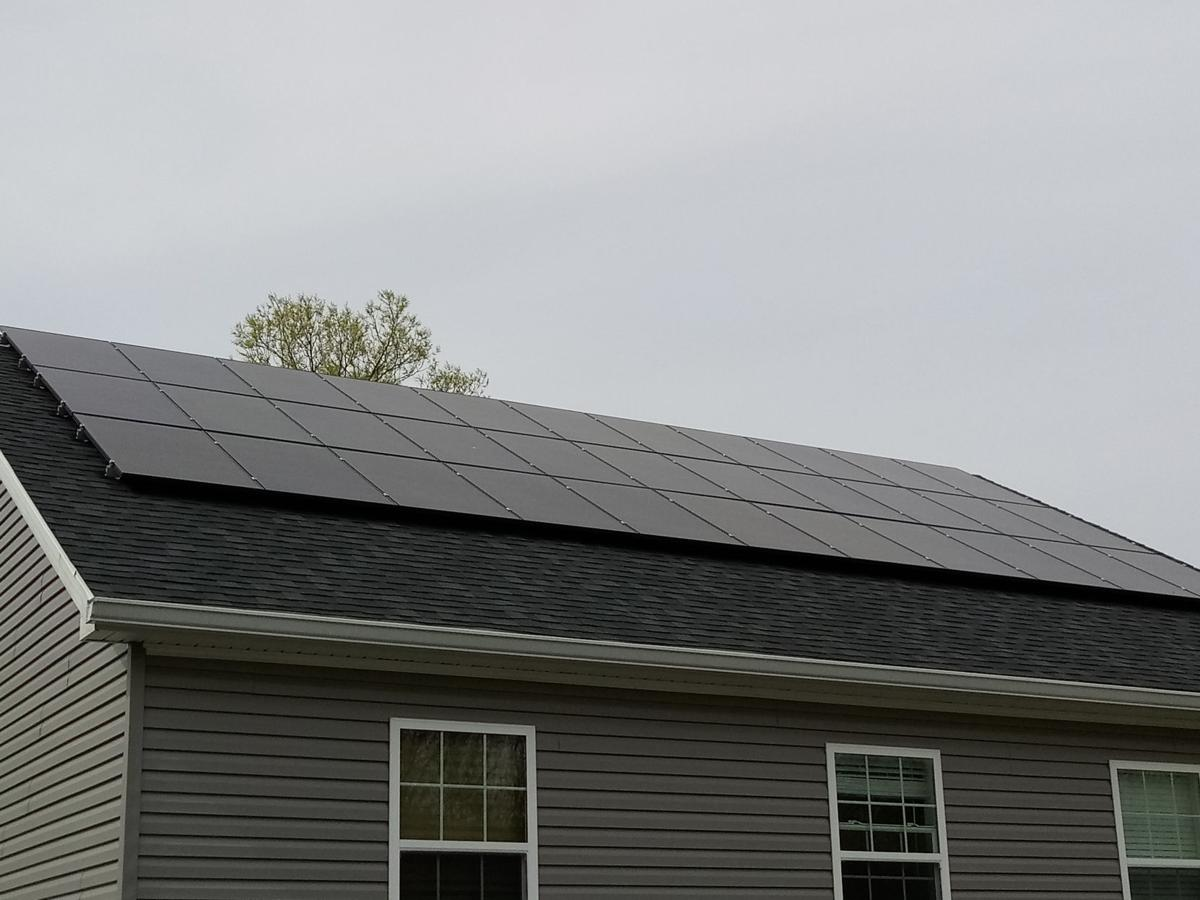 Local business highlights benefits of going solar