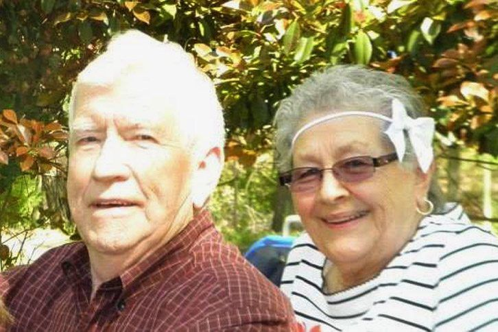 Gerald and Donna Jean Staubs  celebrate 65th  anniversary