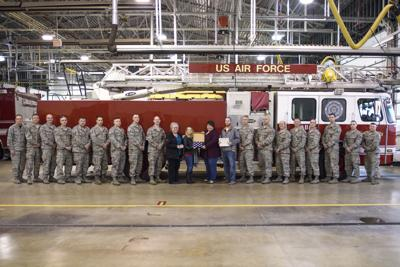 167AW Firefighters express gratitude to Home Depot employees