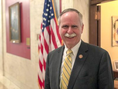 U.S. Rep. McKinley taking district issues back to Congress
