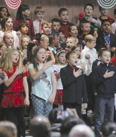 Tomahawk Christmas concert