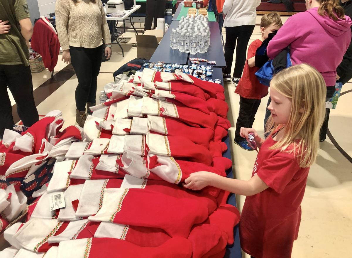 Kidz Power Pacs gifts joy at its holiday party