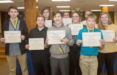 Berkeley County students earn honors in Regional Science Fair