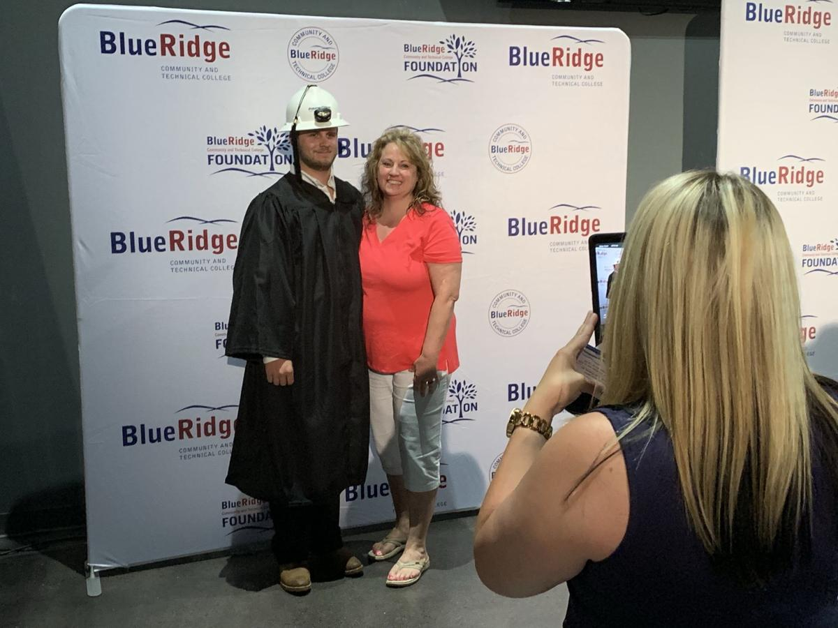 Crowds packed tight as Blue Ridge Community and Technical College celebrates 13th commencement
