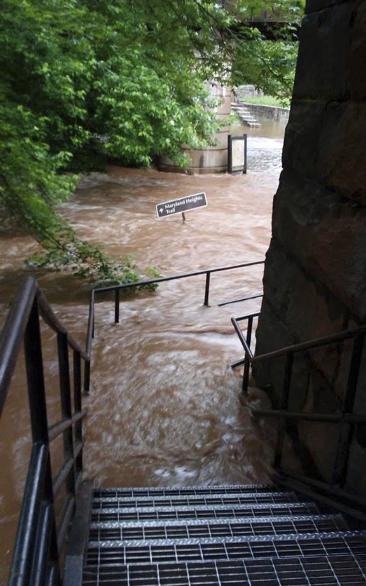Flood waters rising; Jefferson County declares state of emergency
