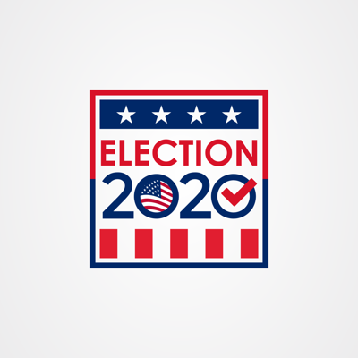 2020 Election logo
