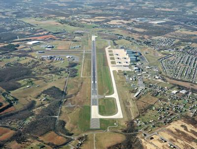 Plans for aviation-themed center at airport move ahead