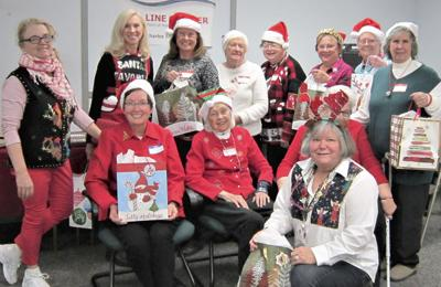 Bee Line DAR honors women vets at Martinsburg VAMC