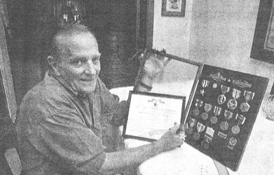 Hedgesville war hero still remembered as quiet guardian