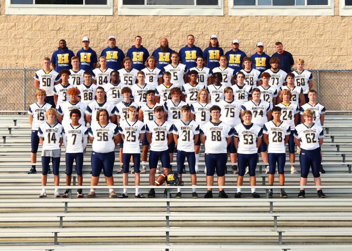 Hedgesville team photo