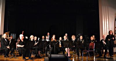 Morgan Community Concert Band