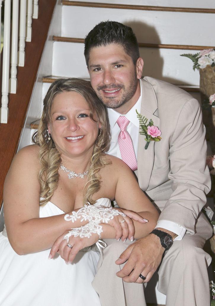 Crystal Quinn Peterson  &  Logan Douglas Stewart united in marriage