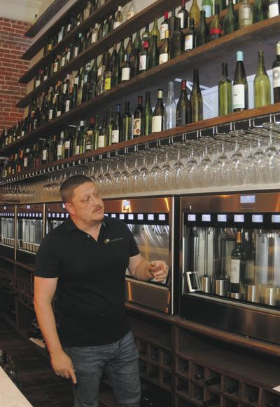 Brix 27 offers fine dining, wine to Martinsburg