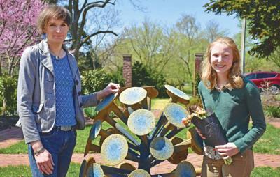 Shepherd's Popodicon features new sculpture