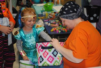 Providing options: Pikeside's trunk-or-treat goes foodless