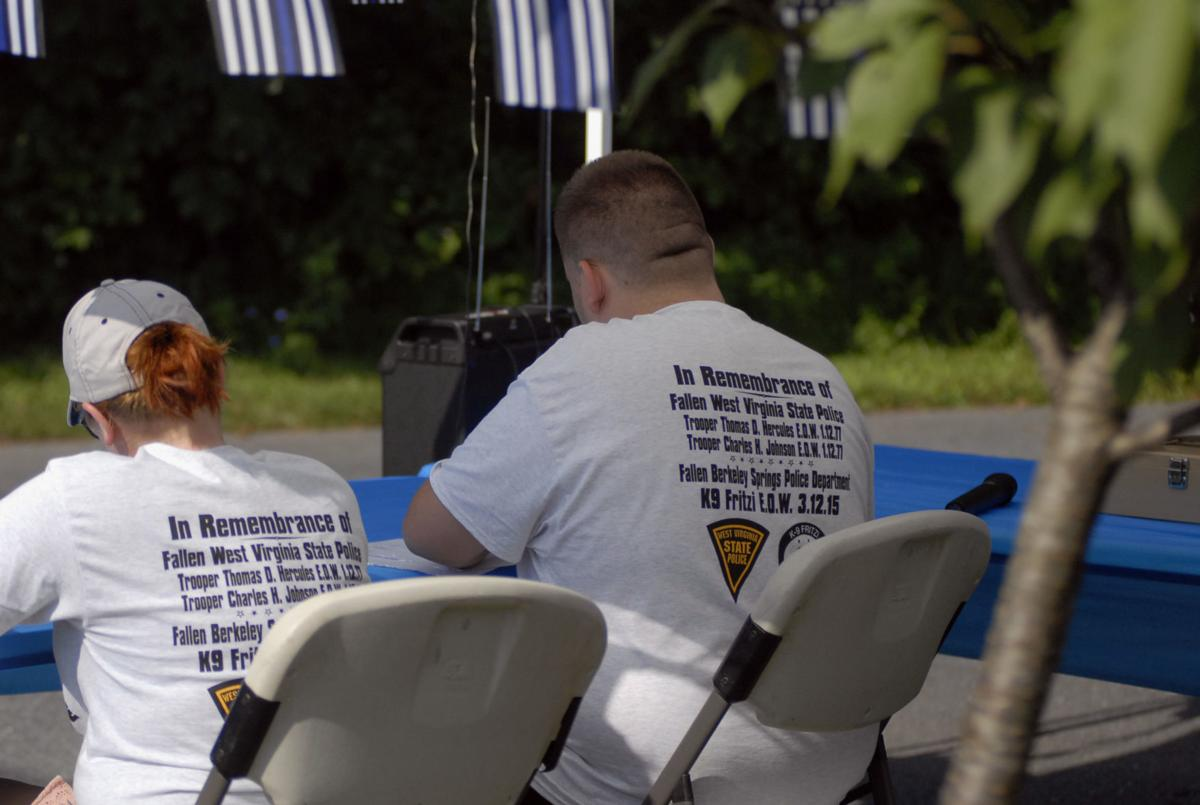 5K Event held to benefit the Morgan County Officers Down Memorial Fund