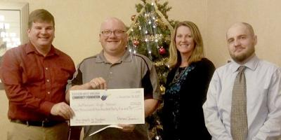 Jefferson High School receives $2,245 grant from EWVCF