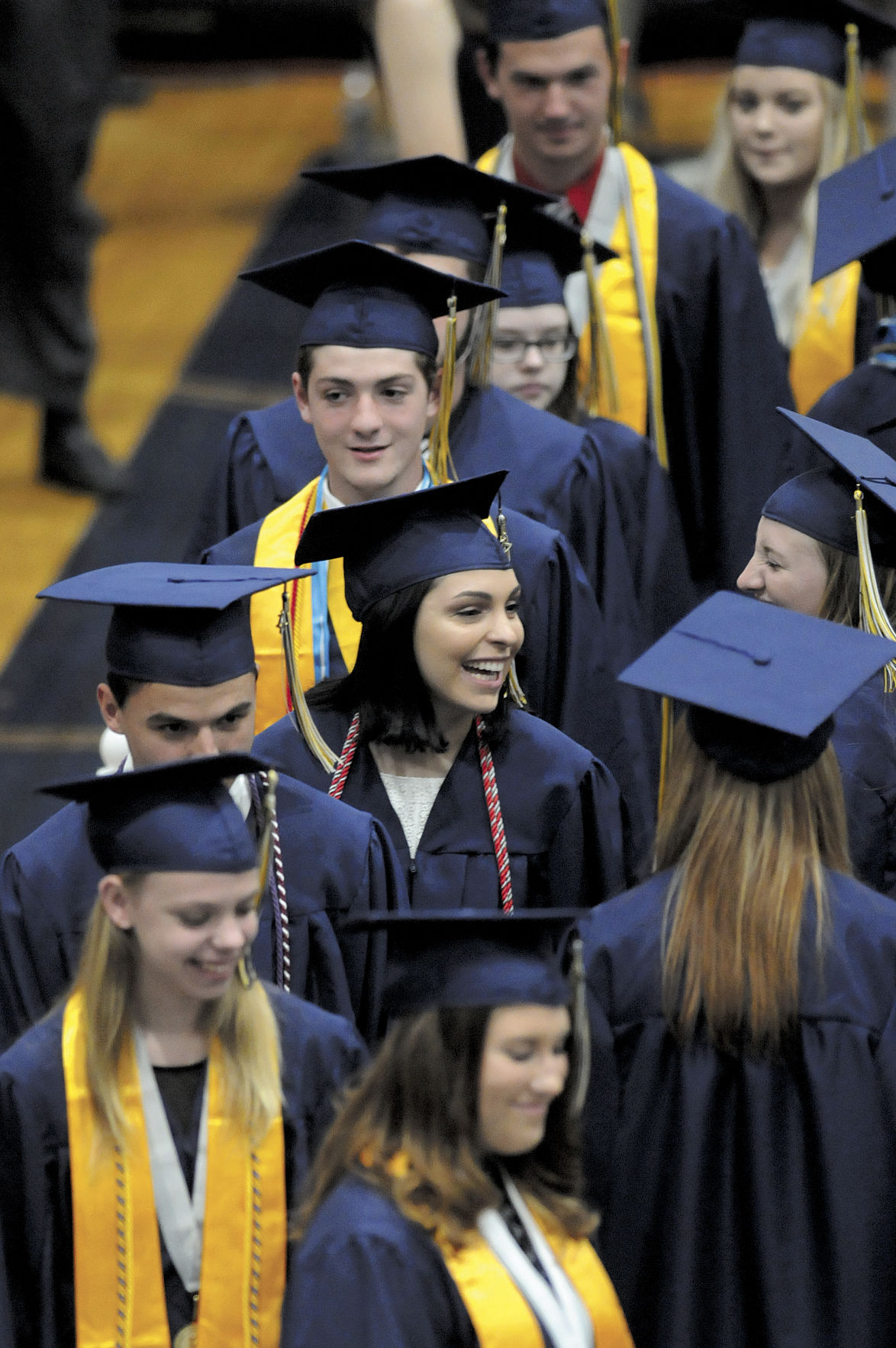 Hedgesville Graduation: Class of '17 ends one chapter, begins another