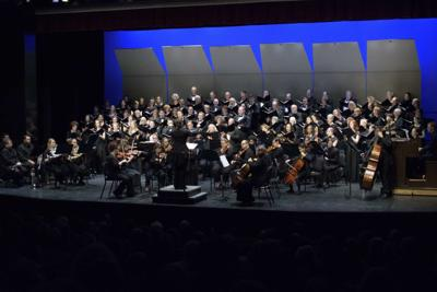 Masterworks Chorale announces auditions for Symphony no. 5: Return to Middle Earth