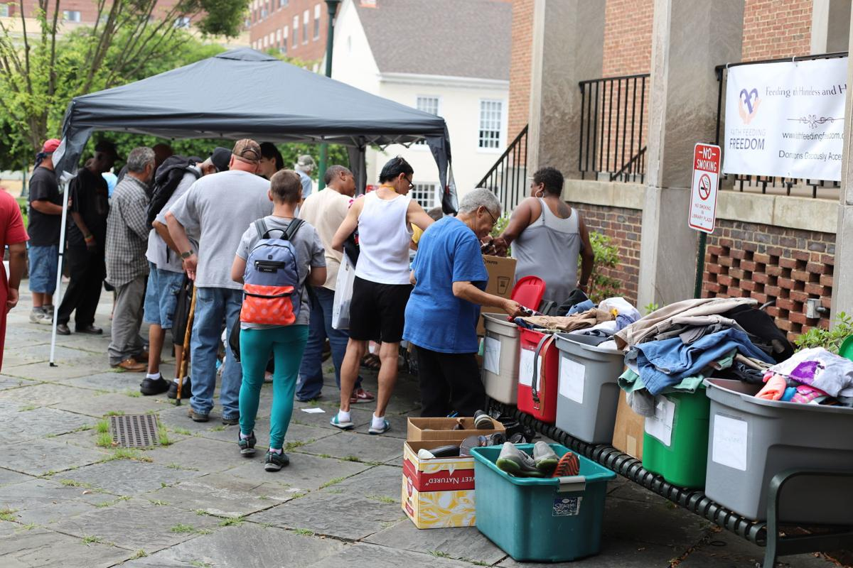 Local organizations work to provide hope to homeless population