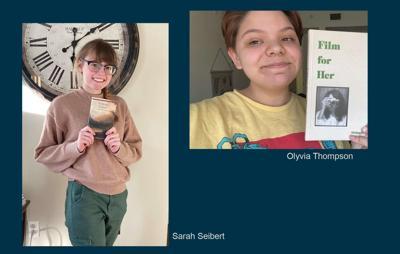 Sarah Seibert and Olyvia Thompson