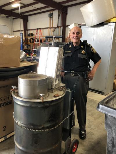 Jefferson County Sheriff's Office to deploy environmentally friendly evidence destruction device