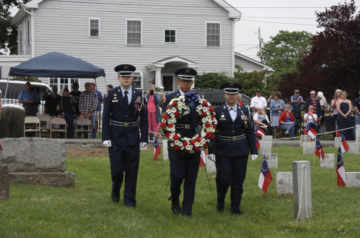 Veteran continues serving community through its youth