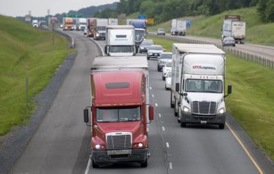 I-81 Trucks
