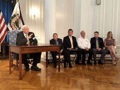 Gov. Justice, state energy officials speak out on Bloomberg effort to end coal and natural gas production