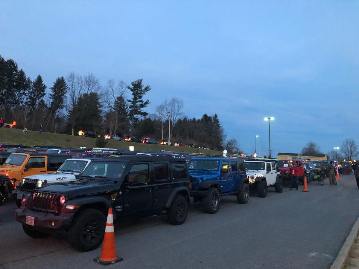 Jeeps for Georgie