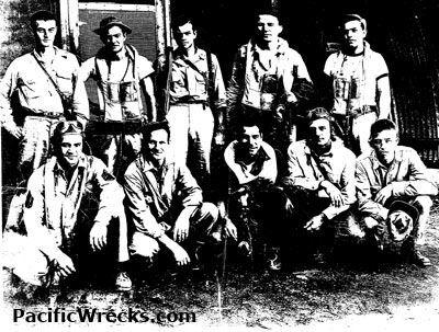Consolidated B-24D-Harry L. McDonald Crew