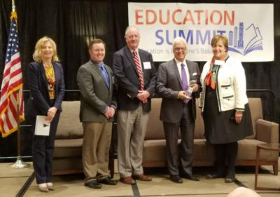 Berkeley County Schools recognized as exemplary partnership for career readiness