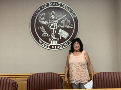 Johnson elected Martinsburg mayor