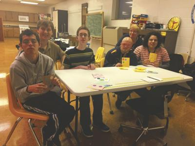 West Virginia School for the Deaf and Blind students give back to