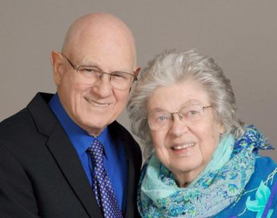 Cark and Beverly Howard  celebrate  50 years of marriage