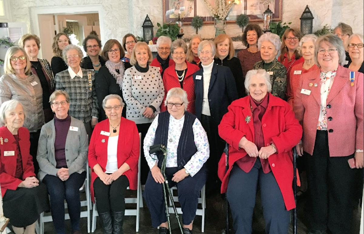 DAR Chapter celebrates 103 Years of Service