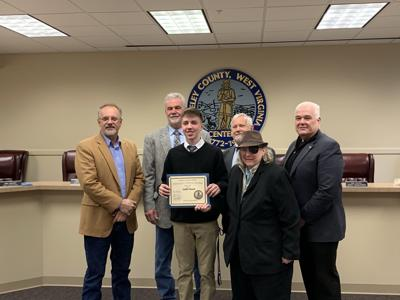 Berkeley County Council recognizes Hedgesville Junior, Eagle Scouts