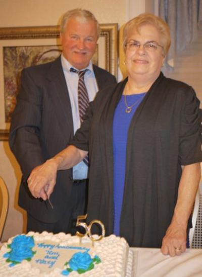 "Richard T. ""Tim"" Miller and Mary Miller"