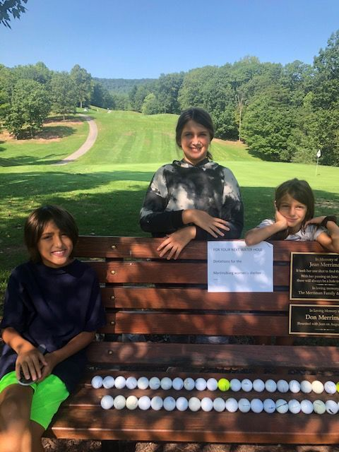 A Par Above: Innovative golf ball donation gives back to EPEC