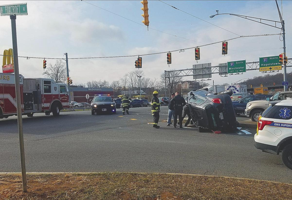 No injuries reported in Martinsburg auto accident   Local News