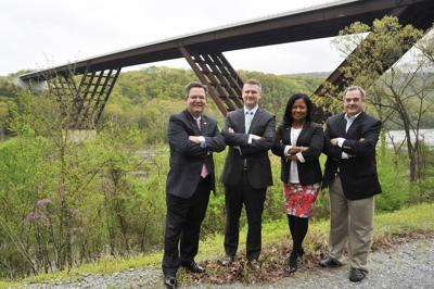Building Bridges: African-American Civil War major's name lives on