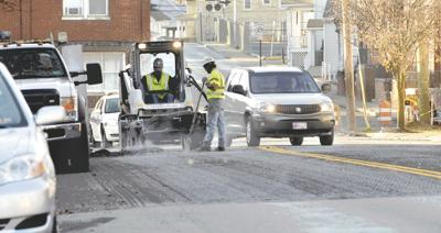 Council OKs funds for street paving
