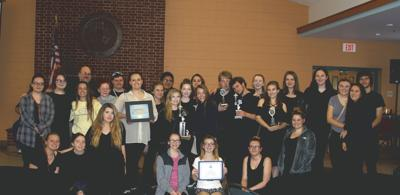 Musselman High School student play wins award