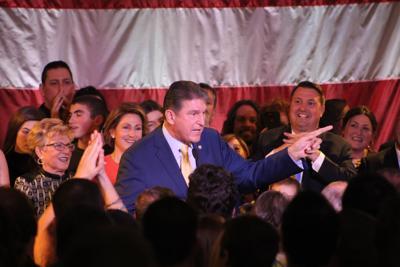 Manchin defeats Morrisey in Senate race