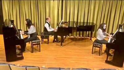 Going All-Steinway: Shepherd University School of Music unveils new pianos